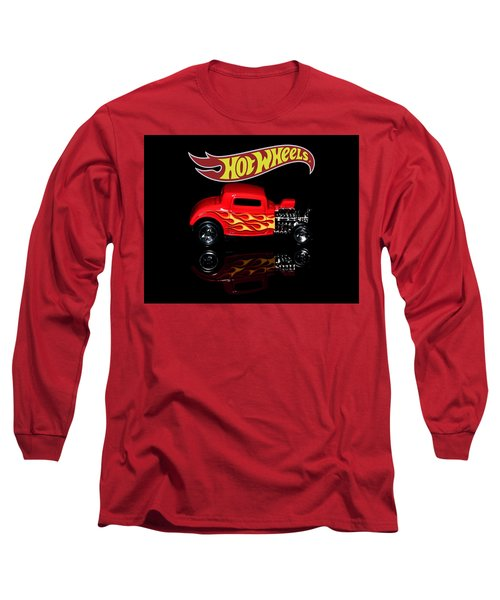 Long Sleeve T-Shirt featuring the photograph Hot Wheels '32 Ford Hot Rod by James Sage