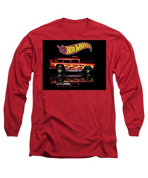 Hot Wheels '55 Chevy Nomad Long Sleeve T-Shirt