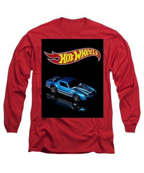 Hot Wheels 67 Pontiac Firebird 400-3 Long Sleeve T-Shirt