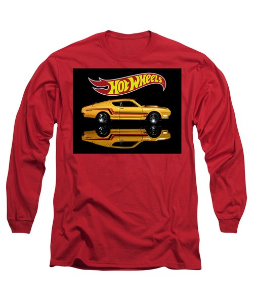 Hot Wheels '69 Mercury Cyclone Long Sleeve T-Shirt