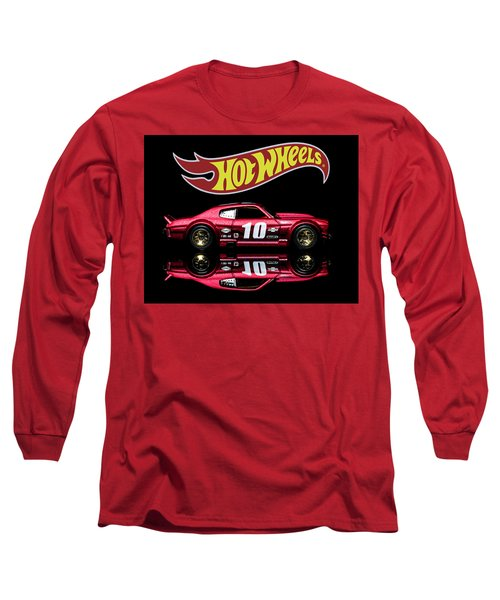 Long Sleeve T-Shirt featuring the photograph Hot Wheels '70 Chevy Chevelle-1 by James Sage