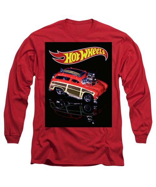 Long Sleeve T-Shirt featuring the photograph Hot Wheels Surf 'n' Turf by James Sage