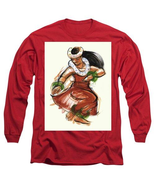 Hula Kona Long Sleeve T-Shirt