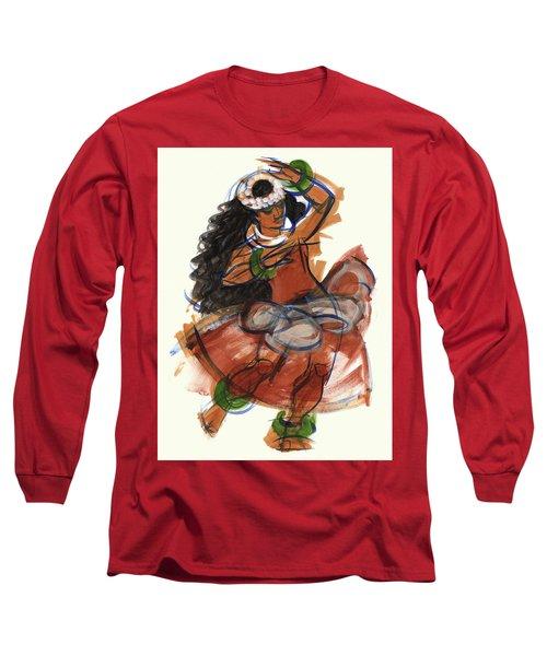 Hula Puna Long Sleeve T-Shirt