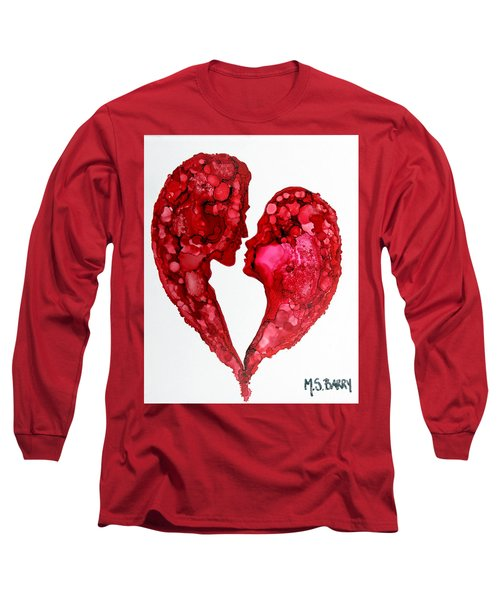 Human Heart Long Sleeve T-Shirt