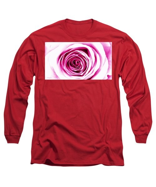 Hypnotic Pink Long Sleeve T-Shirt