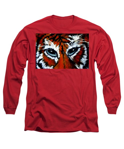 I A M   3 Long Sleeve T-Shirt by Antonia Citrino