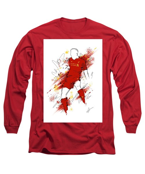 I Am Red #2 Long Sleeve T-Shirt