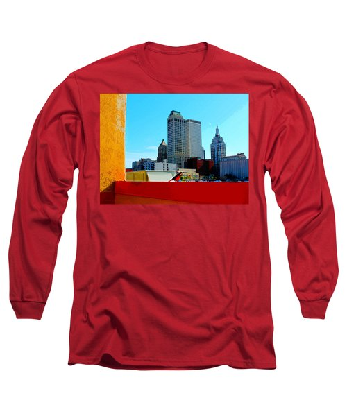 I Came For The Salsa Long Sleeve T-Shirt