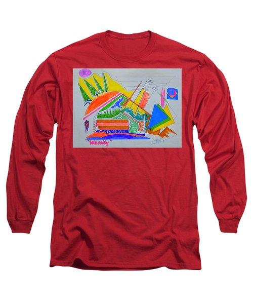 I Dig Vassily Long Sleeve T-Shirt