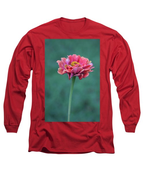 Long Sleeve T-Shirt featuring the photograph I Must Have Flowers... by Vadim Levin