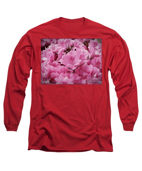 Thinking Of You Nana Long Sleeve T-Shirt by MaryLee Parker
