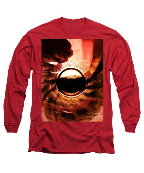 Icarus Long Sleeve T-Shirt by Steed Edwards