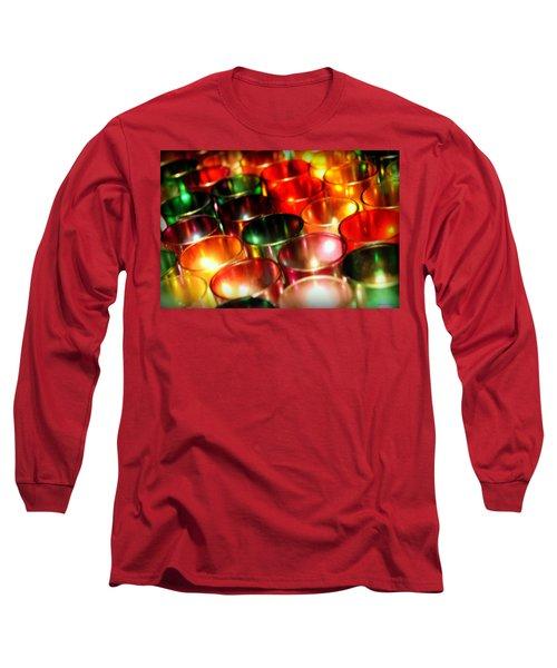 Illuminated Prayers Long Sleeve T-Shirt