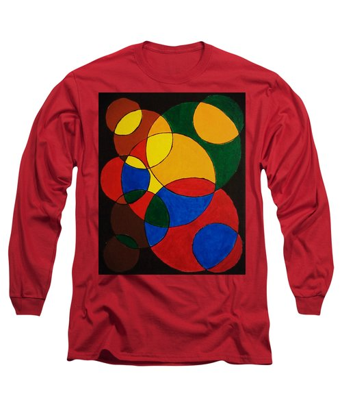 Imperfect Circles Long Sleeve T-Shirt