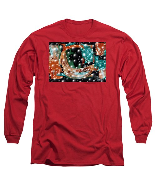 In The Beginning... Long Sleeve T-Shirt