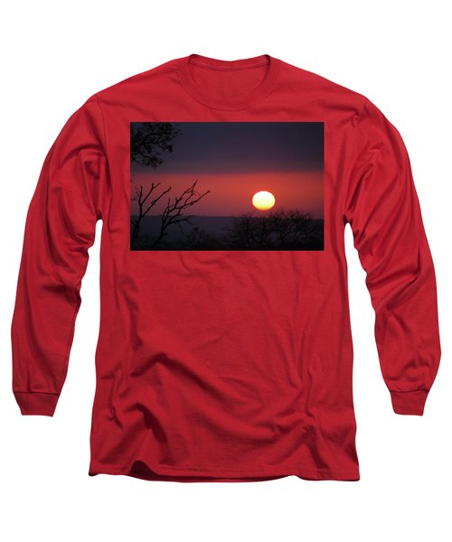 Long Sleeve T-Shirt featuring the photograph In The Zone by Alex Lapidus