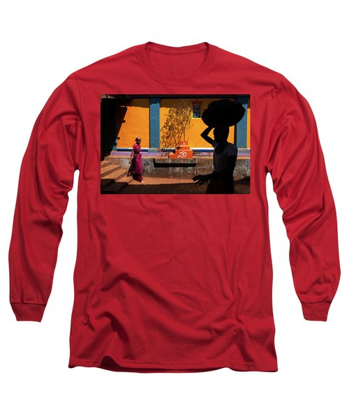Indian Colors Long Sleeve T-Shirt
