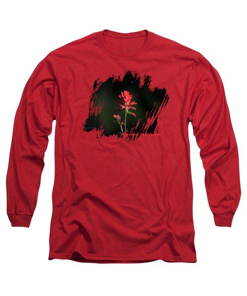Indian Paintbrush 3 Long Sleeve T-Shirt