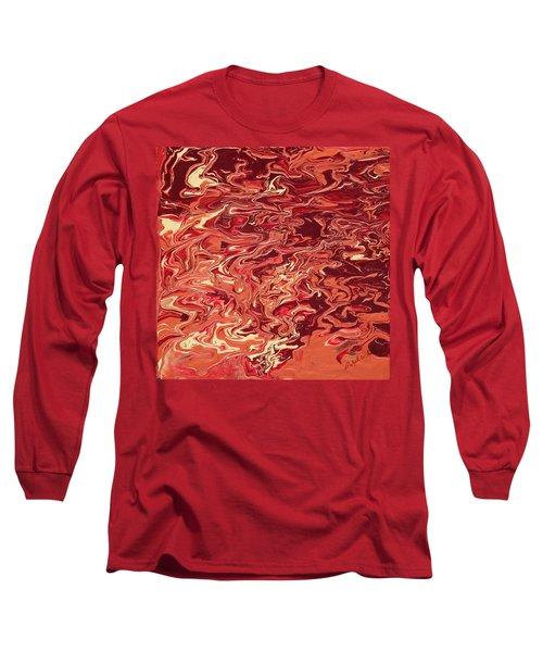 Indulgence Long Sleeve T-Shirt by Ralph White