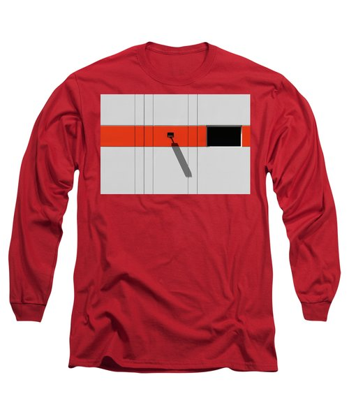 Industrial Minimalism 33 Long Sleeve T-Shirt