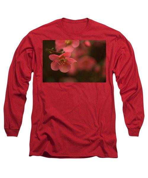 Infinite Pink Long Sleeve T-Shirt