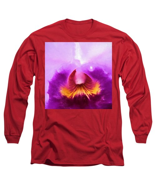 Long Sleeve T-Shirt featuring the photograph Inner Sanctum IIi by John Freidenberg