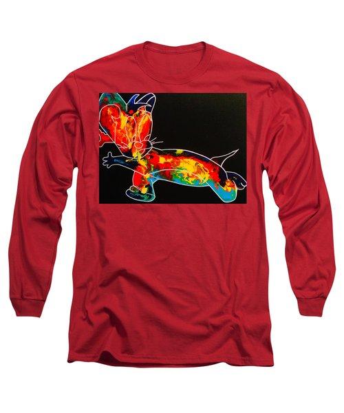 Inside Fire Long Sleeve T-Shirt