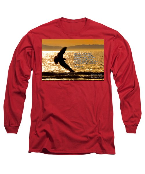 Inspirational - On The Move Long Sleeve T-Shirt