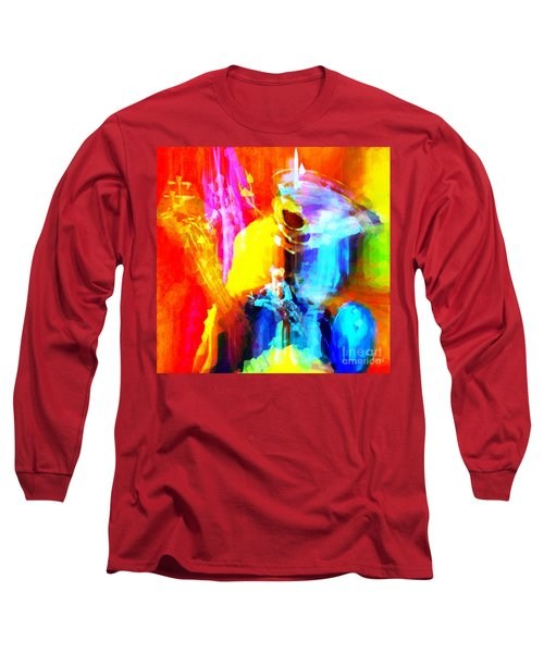 Inspired To Interpret Long Sleeve T-Shirt