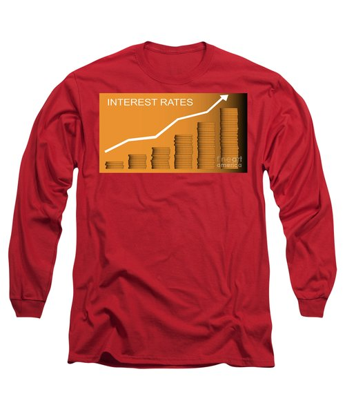 Interest Rates Long Sleeve T-Shirt