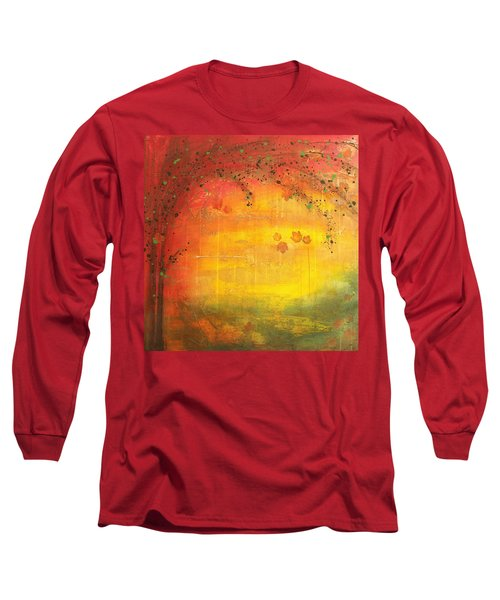 Into Fall - Tree Series Long Sleeve T-Shirt