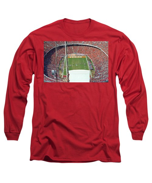 Into The Bowl Long Sleeve T-Shirt
