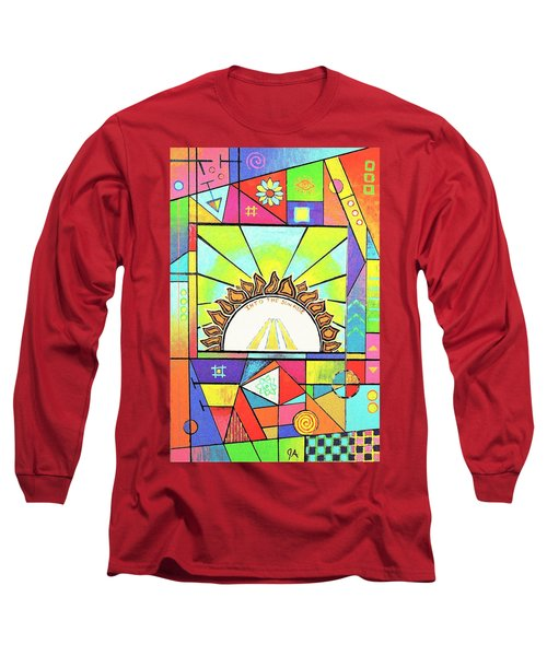 Into The Sun Long Sleeve T-Shirt