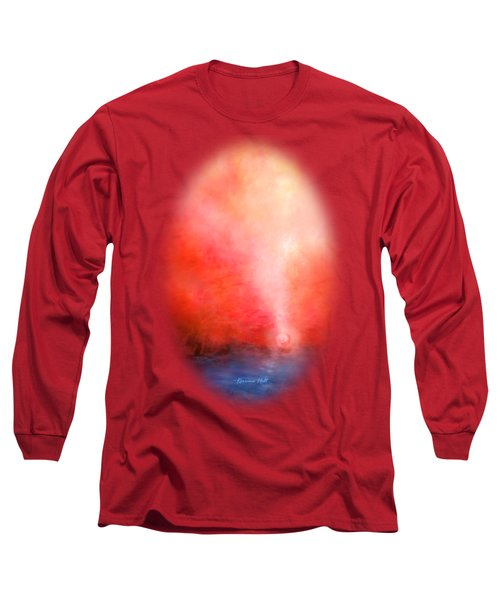 Sacred Descent Long Sleeve T-Shirt