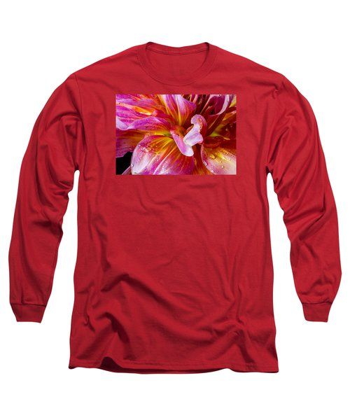 Intricate Beauty Long Sleeve T-Shirt