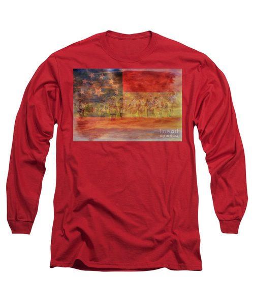 Is Mississippi Ready For This Day Gettysburg Long Sleeve T-Shirt