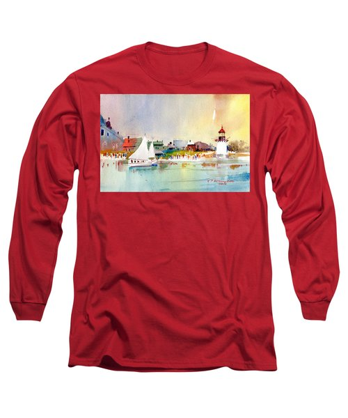 Island Light Long Sleeve T-Shirt