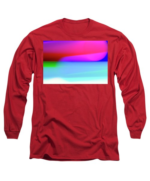 Long Sleeve T-Shirt featuring the photograph Island Sunset by Shara Weber