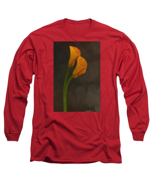 It Takes Two To Tango Long Sleeve T-Shirt