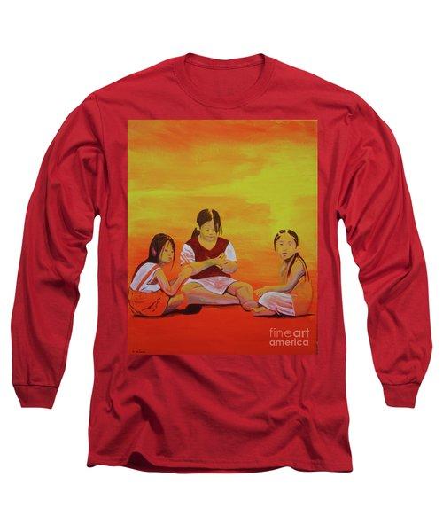 It's Called Global Warming Long Sleeve T-Shirt by Stuart Engel