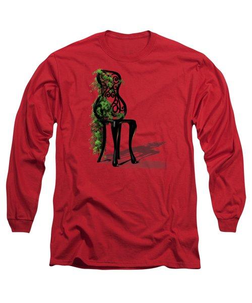 Ivy Chair - T Shirt Long Sleeve T-Shirt
