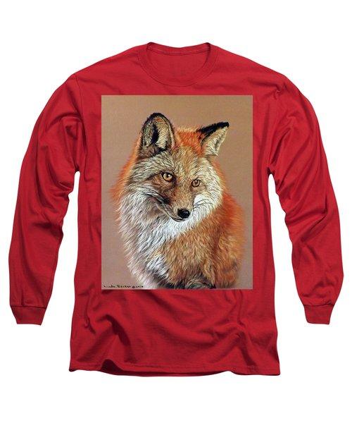 Jade Long Sleeve T-Shirt by Linda Becker