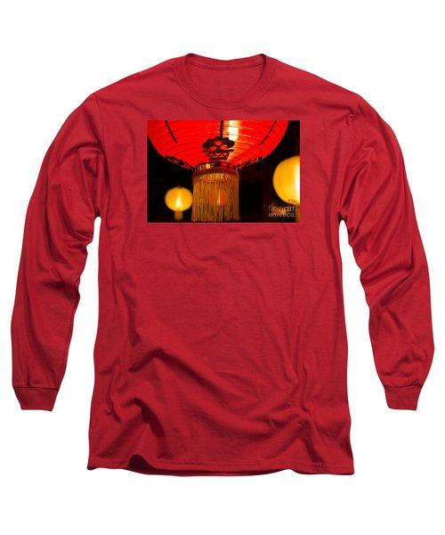 Japanese Lantern 1 Long Sleeve T-Shirt