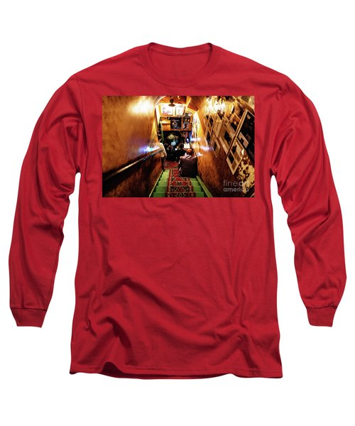 Jazz Club Long Sleeve T-Shirt