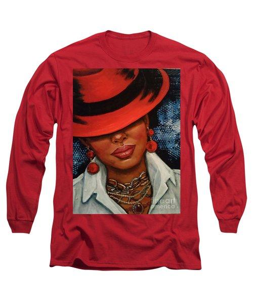 Jazzy Long Sleeve T-Shirt