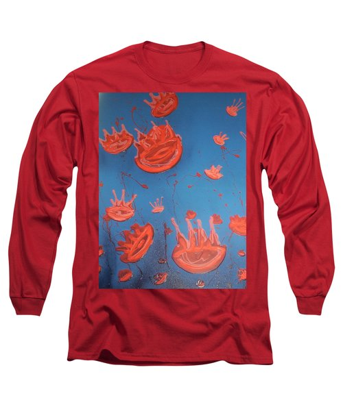 Jelly Fish Long Sleeve T-Shirt