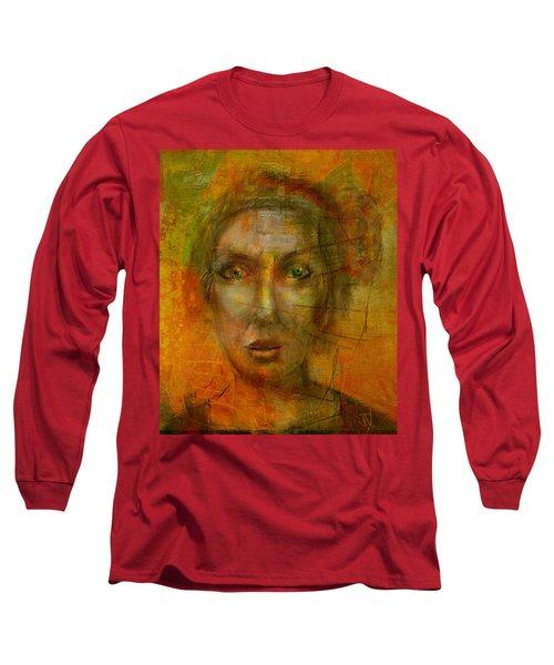 Jenny Long Sleeve T-Shirt by Jim Vance