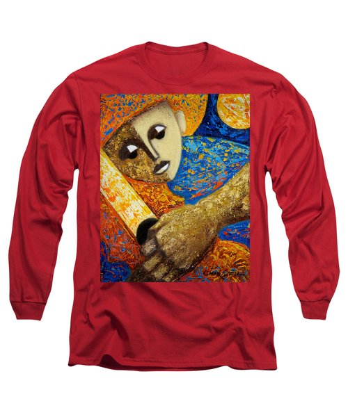Jibaro Y Sol Long Sleeve T-Shirt