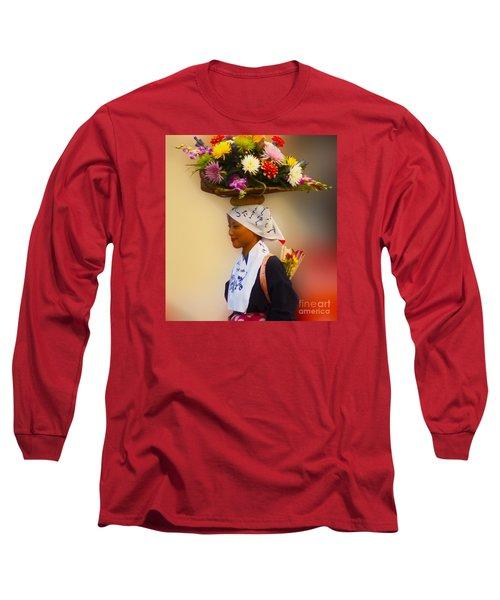 Jidai Matsuri Xxvii Long Sleeve T-Shirt by Cassandra Buckley